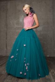 Свадебное платье Крайт — фото 1