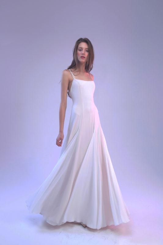 Свадебное платье 3517 - фото 1