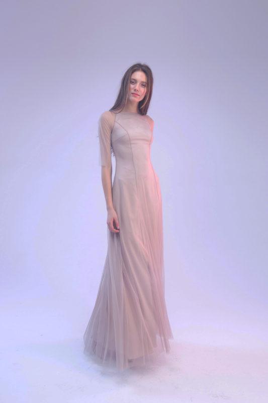 Свадебное платье 3917 - фото 1