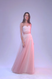 Свадебное платье 4217 — фото 1