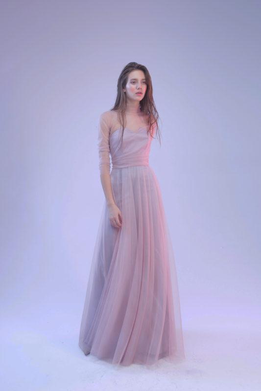 Свадебное платье 4317 - фото 1
