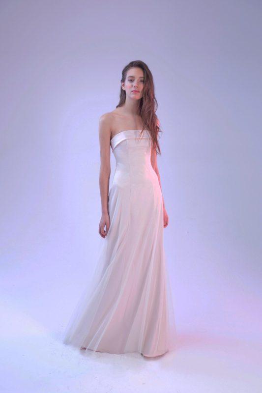 Свадебное платье 4417 - фото 1