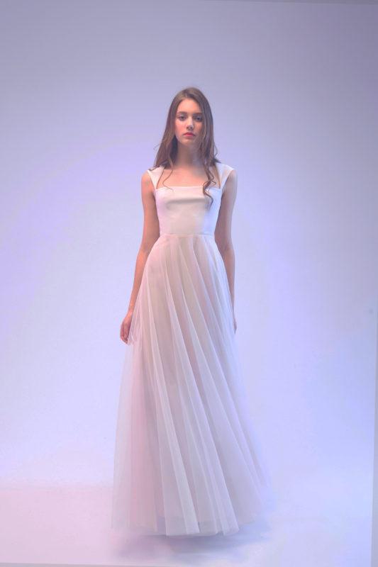 Свадебное платье 4517 - фото 1
