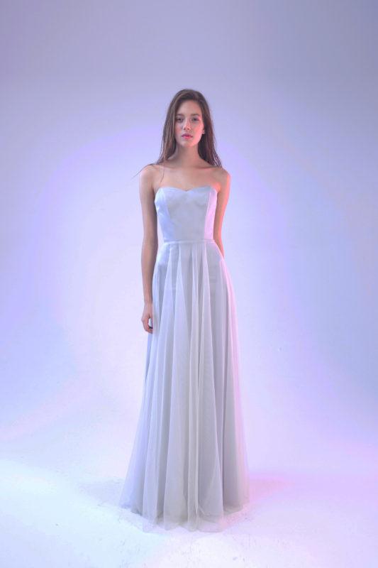 Свадебное платье 4717 - фото 1