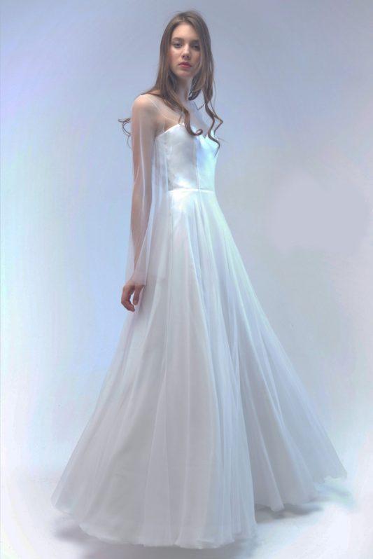 Свадебное платье 6117 - фото 1