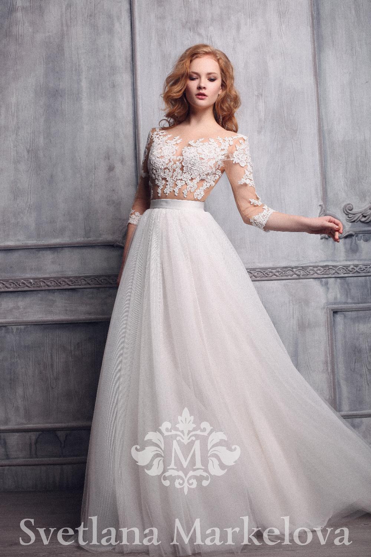 fe2a66a3202 Свадебное платье  Жасмин - купить в свадебном салоне -