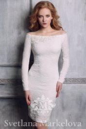 Свадебное платье Парфэ — фото 1