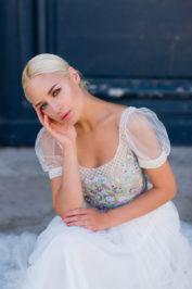 Свадебное платье Весенний прованс