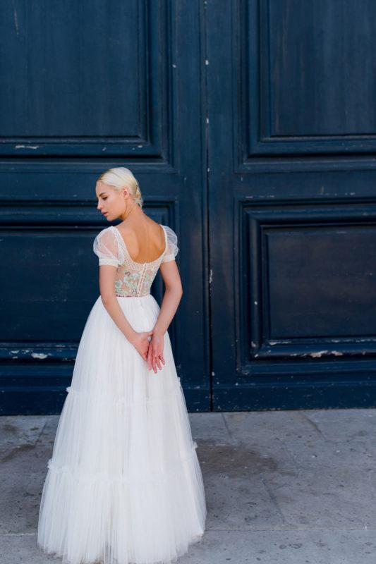 Свадебное платье Весенний прованс - фото 5