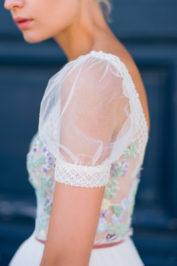 Свадебное платье Весенний прованс — фото 4
