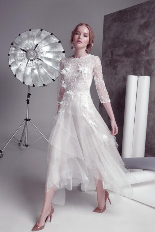 Свадебное платье Folle - фото 2