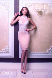 Свадебное платье 1280-5 — фото 1