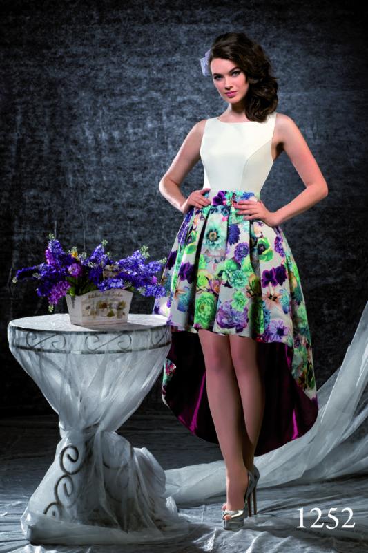 Свадебное платье 1252-97 - фото 1