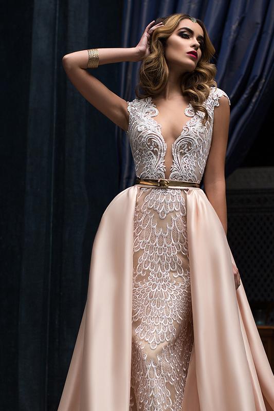 Свадебное платье Ludjein - фото 3