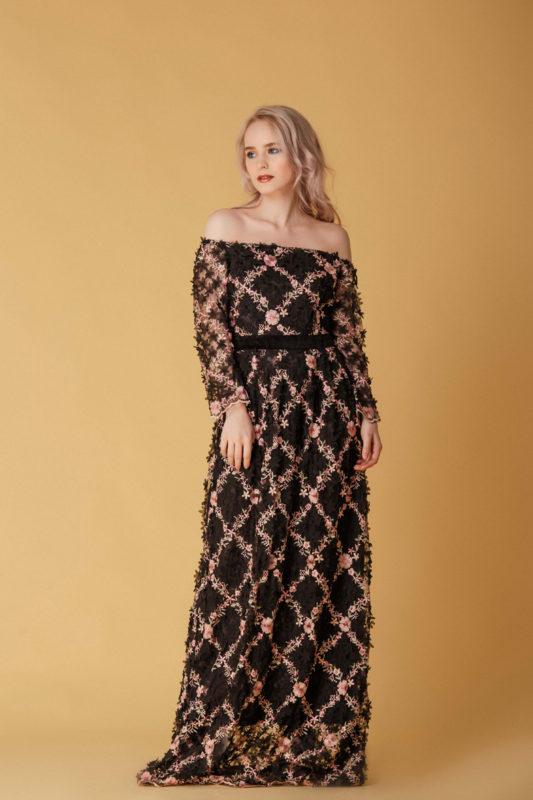 Вечернее платье A1104