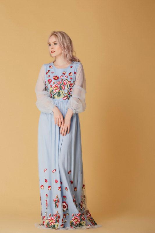 Вечернее платье A1106
