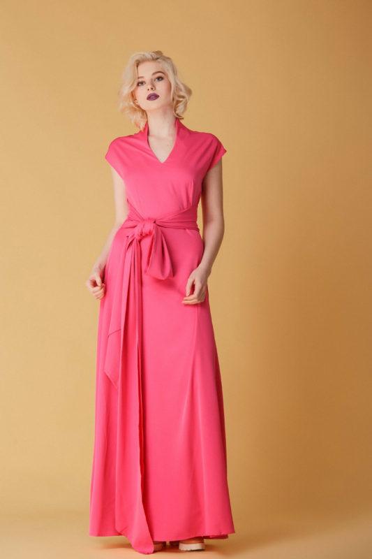 Вечернее платье 1703 - фото 1