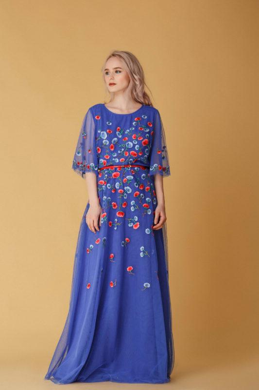 Вечернее платье 0470 - фото 1