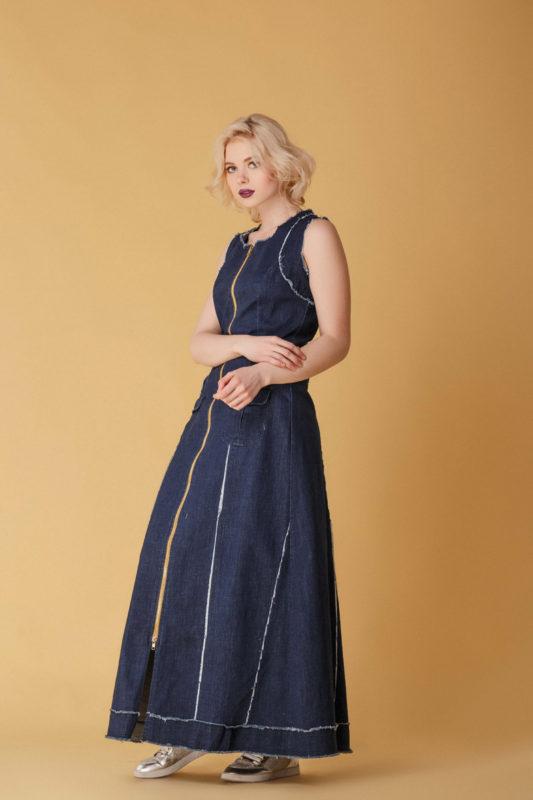 Вечернее платье 17006