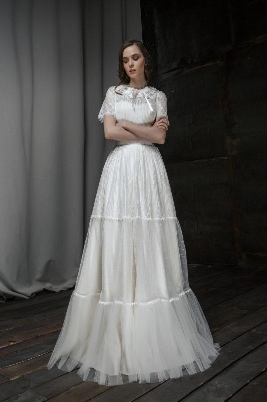Свадебное платье Шафран