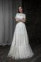Свадебное платье: Шафран