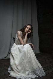 Свадебное платье Милана — фото 1