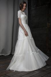 Свадебное платье Шафран — фото 1