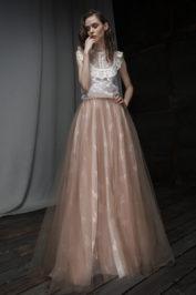Свадебное платье Корица