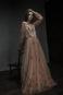 Свадебное платье: Карамель