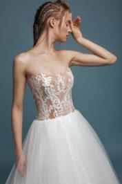 Свадебное платье Беллатрикс