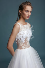 Свадебное платье Плейона