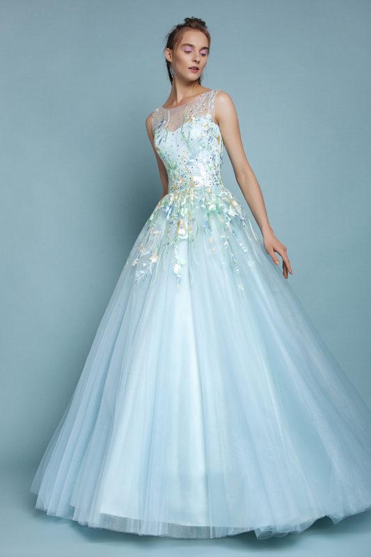 Свадебное платье Адара - фото 1