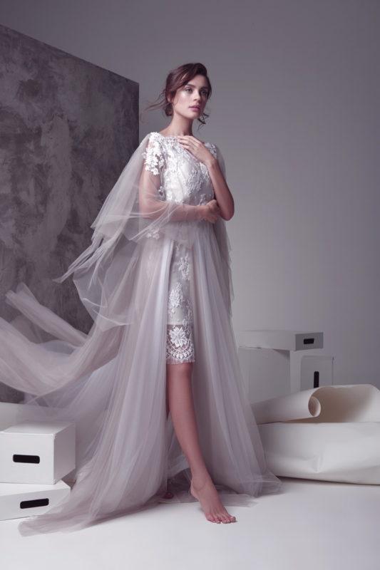 Свадебное платье: Volante фото 1