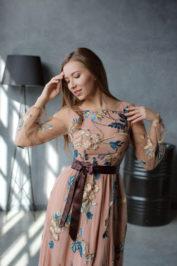 Вечернее платье ММ 2008 — фото 2