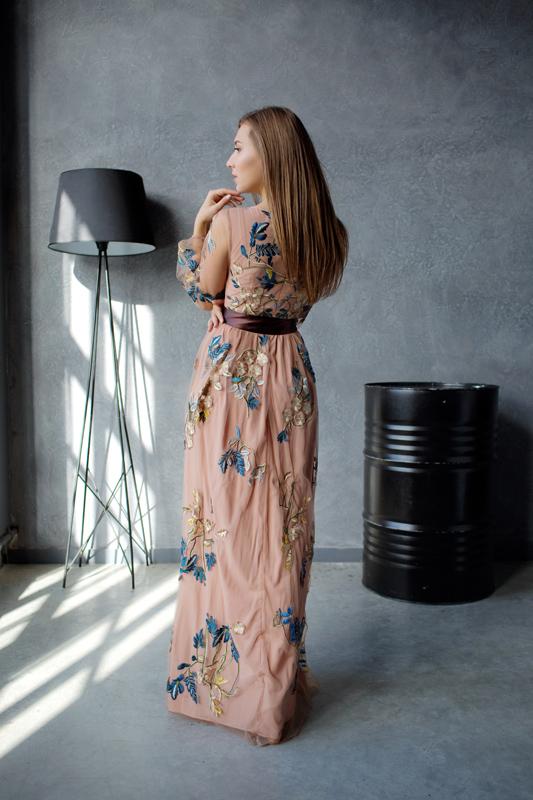 Вечернее платье ММ 2008