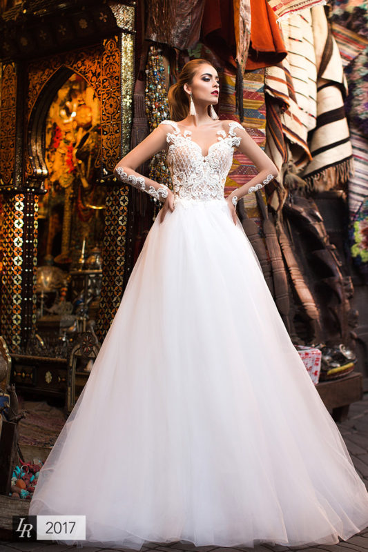 Свадебное платье Ainur - фото 1