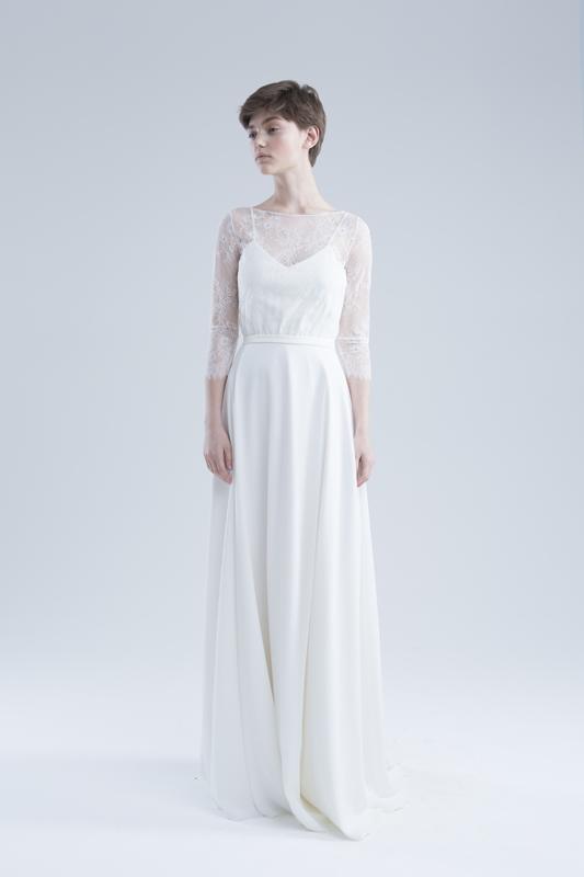 Свадебное платье amalia_moloko