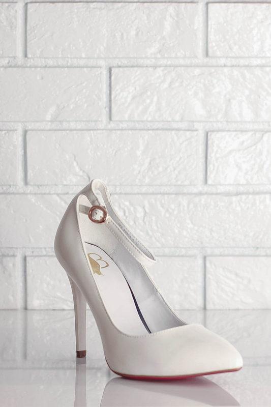 Свадебные туфли H58-E8322-9 фото 7