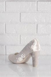 Свадебные туфли F742-A01 — фото 2