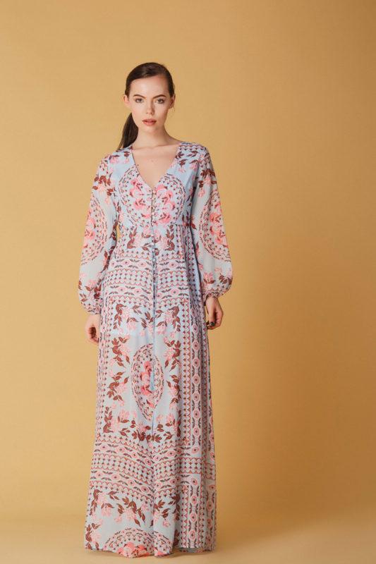 Вечернее платье 1756 - фото 3