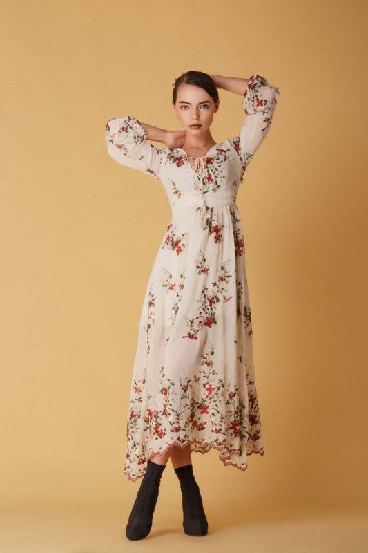 Вечернее платье 1713 - фото 2