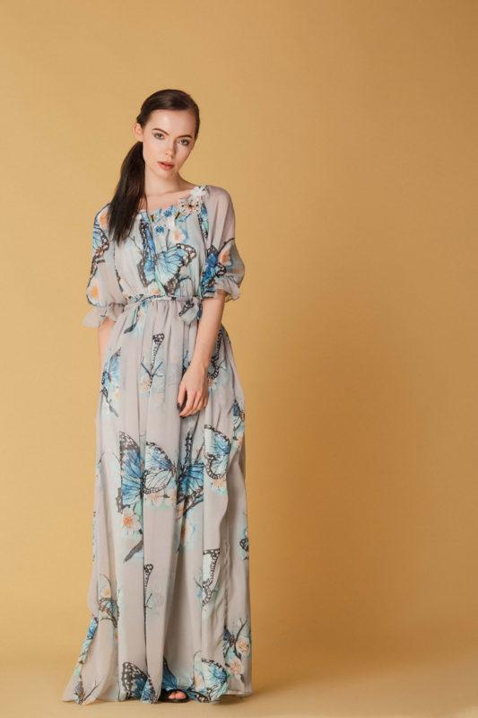 Вечернее платье D603 - фото 1