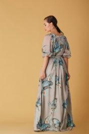 Вечернее платье D603
