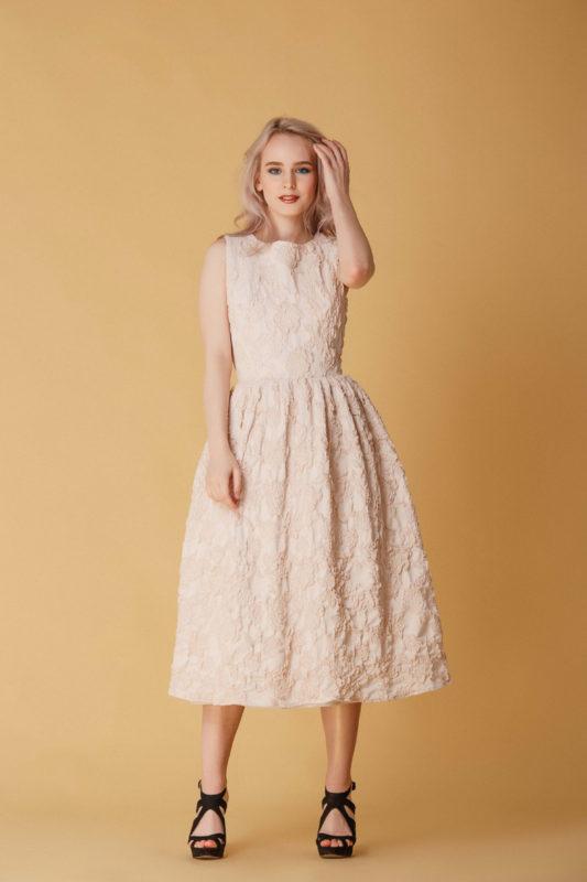 Вечернее платье 1717 - фото 1