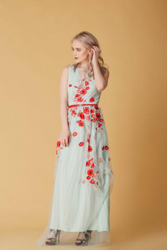 Вечернее платье М14 - фото 1