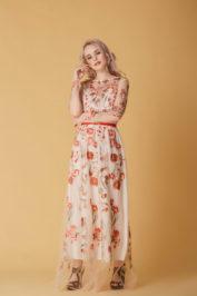 Вечернее платье М04 — фото 2