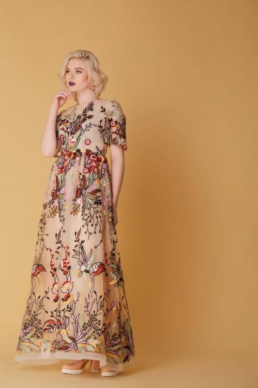 Вечернее платье BB1104 - фото 2
