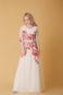Вечернее платье: Сакура