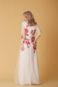 Вечернее платье Сакура