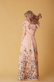Вечернее платье В1106